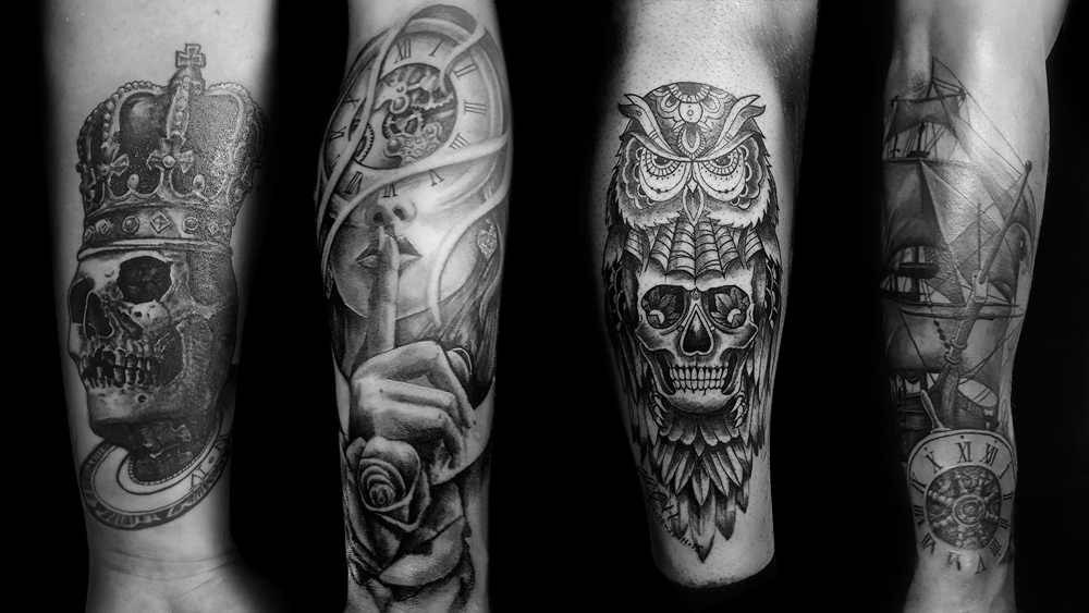 Andy_Paris_Tattoo_artist_ink_Adelaide_Tottooist_Sleeve_leg_Piece