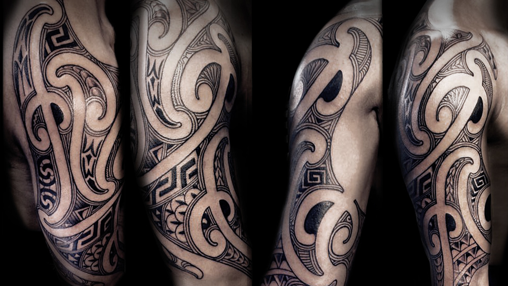 Peter_Elders_Tattoo_Sleeve_Moko_Mouri_ARM_ink